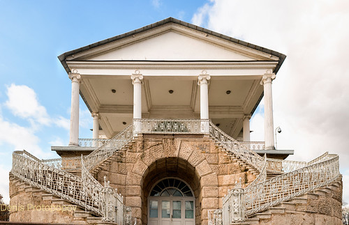Tsarskoye Selo palace