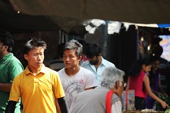 Looking around (bluelotus92) Tags: people india market diversity marketplace karnataka mysore chinkyeyes mysuru devarajursmarket devarajaursmarket