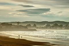 Playa de La Espasa, Asturias. (ccc.39) Tags: sunset atardecer asturias colunga laisla cantbrico caravia espasa