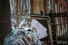 Ice Sculpture Trail , The Grand Hotel , York , 10-12-2016 (Bri Hall) Tags: york icesculpturetrail ice sculpture thegrand