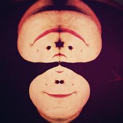 Labios III (Produtziones Aldabar) Tags: labios lips boca mouth caleidoscopio kaleidoscope kaleido distort distorted vintage raro rare bizarre bizarro alien