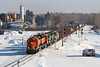 Birthplace of the NP (view2share) Tags: bnsf1990 bnsf bnsfrailway burlingtonnorthernsantafe sd402 emd electromotivedivision engine grandrapidslocal lakessub lakessubdivision bnsflakessub deansauvola january162017 january2017 january 2017 snow snowfall cold winter afternoon railway rr railroading railroad railroads rails railroaders rail rring roadtrip freight freighttrain freightcars track transportation tracks trains transport trackage train trees mn minnesota junction jct brainerdsub np northernpacific searchlight searchlights switch switches carlton