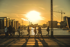 Copenhague Sunset (CROMEO) Tags: copenhague sunset københavn dinamarca denmark norte europa escandinavia sol people take city capital ciudad gente personas cromeo cr pic photo photography view point amazing place europe union euro day clear weather fine nikon fullframe cr17