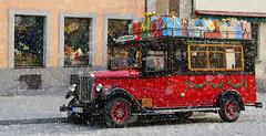 Frohe Weihnachten! Merry Christmas! (G_E_R_D) Tags: merrychristmas froheweihnachten xmas feliznavidad käthewohlfahrt weihnachtsdorf schnee snow
