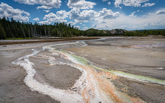 Porcelain Basin 5 (Morten Kirk) Tags: mortenkirk morten kirk porcelain basin norris geyser yellowstone national park ynp wyoming usa 2016 travel holiday vacation nature sony a7rii a7r ii sonya7rii ilce7rm2 zeiss batis 25mm f2 225 distagon batis225 batis25mmf2 zeissbatis225