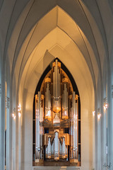 L'Orgue Klais d'Hallgrímskirkja (ALAiN_FAURE) Tags: reykjavik hallgrímskirkja eglise church islande iceland centre center ville town fusee rocket alain faure alainfaure nikon d610 balade shopping tourism tourisme icelandholidays icelandtourism holidayiceland holidaysiceland holidays high architecture capitale city legend legende orgue klais johannes music musique religieux architecure orgelbau 1992 light office pipe organ