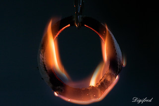 Ring of fire. (Inspired by a Song)