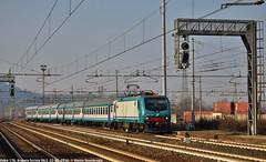 E464 176 - I treni che nessuno mai fotografa... (MattiaDeambrogio) Tags: treno treni train trains e464 176 arquata scrivia giovi regionale