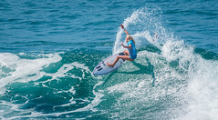 Pro Surfer Laura Enever (meeyak) Tags: professionalsurfers prosurfer surf surfing surfer surfboard surfergirl surfcityusa girls bikini waves sports extremesports action meeyak nikon d5500 70200mm wetsuit blue johannedefay johanne defay lauraenever wet water outdoors travel vacation adventure usa samsung wsl hurley ocean hb huntingtonbeach california