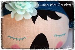 may-li03 (Laize Moi Coudre) Tags: mavada poupées couture sewing swarovski doudou