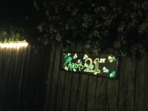 Aaron's Party