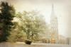 Snow Day (floralgal) Tags: ryenewyork ryenewyorklandscape first p firstpresbyterianchurchryenewyork westchestercountynewyork god holy religion faith placeofworship snowinginnewyork snowinryenewyork