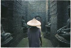(grousespouse) Tags: myanmar burma mrauku rakhinestate arakan ruins koethaung temple 9000 buddhas travel nikonf3 nikonseriese 28mm kodakmax400 expiredfilm analog analogue 35mm film shootingfilm fimism scanned croplab grousespouse filmphotography filmisnotdead