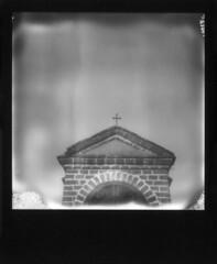 Religion (Valt3r Rav3ra - DEVOted!) Tags: polaroid polaroid600 instantfilm instantcamera instant impossible valt3r valterravera religioni religion bw biancoenero blackandwhite analogico analog analogue
