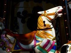 Disney Springs,Orlando FL (Rusty Clark) Tags: horse