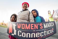 Women's March (Nora Kaszuba) Tags: womansmarch hartfordconnecticut protest family rokinon8mm fujifilmxt2 norakaszuba people antidonaldtrump rally