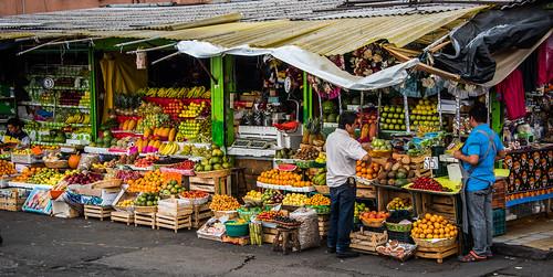 2016 - Mexico - Morelia - Mercado de San Juan