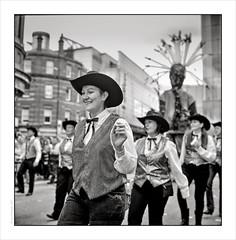 Goin' Country (Gary Rowlands) Tags: zeiss manchester country dancing rolleiflex bw 28f tlr iloveblackandwhite kodak hc110h