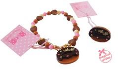 Creamy Doughnuts Bracelet and Ring (callistamarie) Tags: lolita creamydoughnutsring creamydoughnuts doughnut ring bracelet creamydoughnutsbracelet ap angelicpretty sweetlolita lolitafashion angelicprettyusa haul