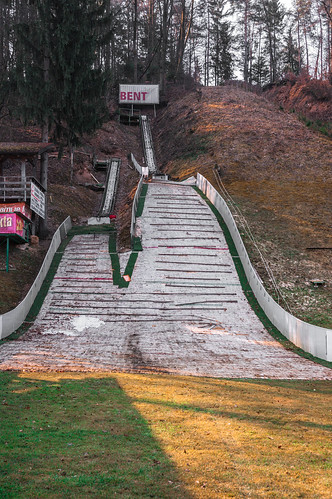 Ski jump - Ihan