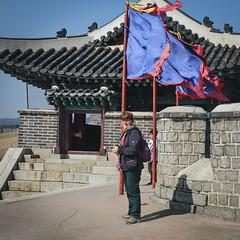 Suwon: Fortress door (gmouret92) Tags: corée du sud south korea suwon fortress forteresse