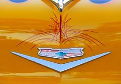 1956 Chevrolet (bballchico) Tags: 1956 chevrolet stationwagon flames grandnationalroadstershow saturdaydrivein gnrs2017 carshow pinstripe