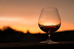 brandy (sam_el_bajo) Tags: sonnenuntergang brandy glas samelbajo