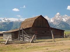 YwOnown-18 (CowtownBarbarian) Tags: mountain mormonbarn tetonnationalparkjuly2013