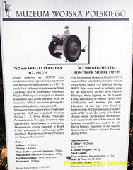 "76.2mm Regimental Howitzer Model 1927-39 1 • <a style=""font-size:0.8em;"" href=""http://www.flickr.com/photos/81723459@N04/21048232270/"" target=""_blank"">View on Flickr</a>"