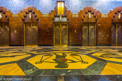 The Marine Building (Robert Henrickson) Tags: building heritage architecture vancouver archives artdeco marinebuilding themarinebuilding