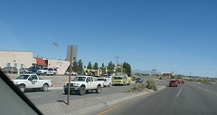 Gas leak 0 9/24/2015 (THE RANGE PRODUCTIONS) Tags: truck fire suv ems southwestus animalcontrol smalltownsouthwest sierracountynm