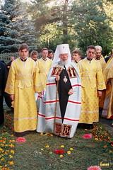 012. Consecration of the Dormition Cathedral. September 8, 2000 / Освящение Успенского собора. 8 сентября 2000 г