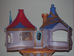 Rapunzel Tower - Before (sh0pi) Tags: tower project disney rapunzel tangled bastelprojekt