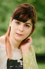 Manon - rose Noire (Denis G.) Tags: portrait pentax 50 k5 2015 outdor 50135 extrieur