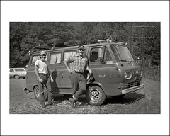 Vehicle Collection (6151) - Ford Econoline (Steve Given) Tags: ford automobile familyhistory pennsylvania 1970s econoline socialhistory motorvehicle