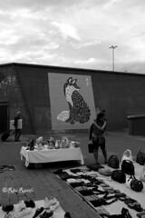 """Roma. Metro Rebibbia. Street art/calligraffiti. 'Per un giorno, per un momento, corsi a vedere il colore del vento' - from Fabrizio De Andrè """"Il sogno di Maria"""" song - by DanieleTozzi aka Mr.Pepsy for UrbanBreathProject (R come Rit@) Tags: b urban blackandwhite bw italy streetart rome roma muro art station wall project subway photography graffiti italia arte song streetphotography wallart bn urbanart fox walls graff calligraphy biancoenero songwriter graffitiart muri arteurbana metrob calligraffiti rebibbia fabriziodeandrè calligram ilsognodimaria graffitirome romegraffiti graffitiroma streetartrome streetartphotography romastreetart streetartroma calligramma romestreetart urbanartroma metrorebibbia danieletozzi ritarestifo urbanbreathproject romeurbanart mrpepsy danieletozziakamrpepsy"""