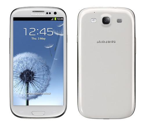 Galaxy S III (SGH-N064)の写真