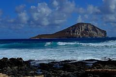 Morning at Makapu'u (jcc55883) Tags: ocean sky clouds hawaii nikon surf oahu makapuu nikond3200 makapuubeach d3200