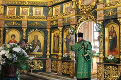 24. The commemoration day of St Sergius of Radonezh in Bogorodichnoe village / Праздник Прп. Сергия Радонежского в Богородичном