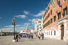 A walk on Riva degli Schiavoni (Snap Man) Tags: venice italy europe venezia castello veneto 2015 rivadeglischiavoni nikond600 byklk