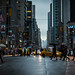 Rainy Manhattan