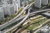 9 October, 10.52 (Ti.mo) Tags: road city urban landscape iso100 october motorway junction f45 selected 55mm seoul kr southkorea 2015 0ev 36051 •••• ¹⁄₃₂₀secatf45 fe55mmf18za