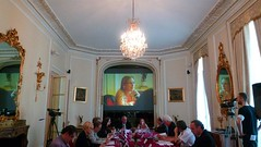 Cultural Diplomacy Conference @ the Romanian Cultural Institute, June 2012