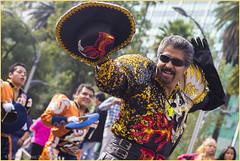 Caporal Wayna - Carnaval de la Ciudad de México (zombyy) Tags: méxico bolivia ciudad carnaval wayna caporal