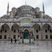 Blue Mosque sahn