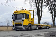 "Scania R Streamline Highline "" ZTE Katowice "" (PL) (magicv8m) Tags: transport r trans highline scania streamline pl lkw tir ztekatowice"