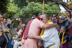 IMG_5480 (iskconmonk) Tags: festival prabhupada swami kartik prabhu brahmananda vrindavan iskcon swamiji sanyasi goshala iskconvrindavan