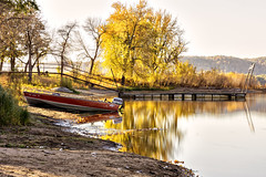 Port of Bay City (Fuhrtographer........Weekend warrior for now, extr) Tags: autumn wisconsin wi lakepepin 24105l canon6d