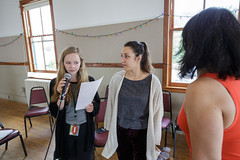 Maucha Adnet leads vocalist class at 2015 Port Townsend Jazz Workshop (Centrum Foundation) Tags: usa wednesday jazz workshop porttownsend wa centrum vocalists 2015 mauchaadnet jazzporttownsend nicolerinne