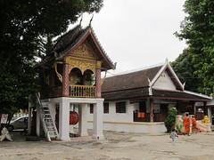 """Luang Prabang: le temple Vat  Sene Soukharam <a style=""""margin-left:10px; font-size:0.8em;"""" href=""""http://www.flickr.com/photos/127723101@N04/23843296966/"""" target=""""_blank"""">@flickr</a>"""
